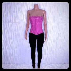 $35... Fredrick's of Hollywood corset... size:34